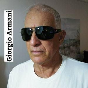 Giorgio Armani Logo Sunglasses